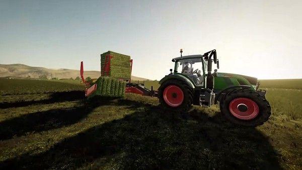 财报显示《模拟农场19》全球销量突破200万套
