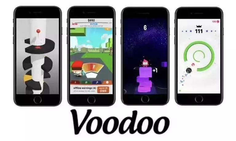中英美周榜:Voodo旗下《Aquapark.io》制霸美国免费榜