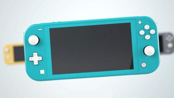 Switch Lite上市十天售出近200万台 绿松石色最畅销-Gamewower