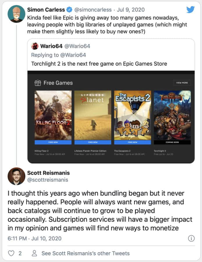 """开发者之怒:订阅付费引发""""游戏贬值""""灾难,助长平台垄断-Gamewower"""