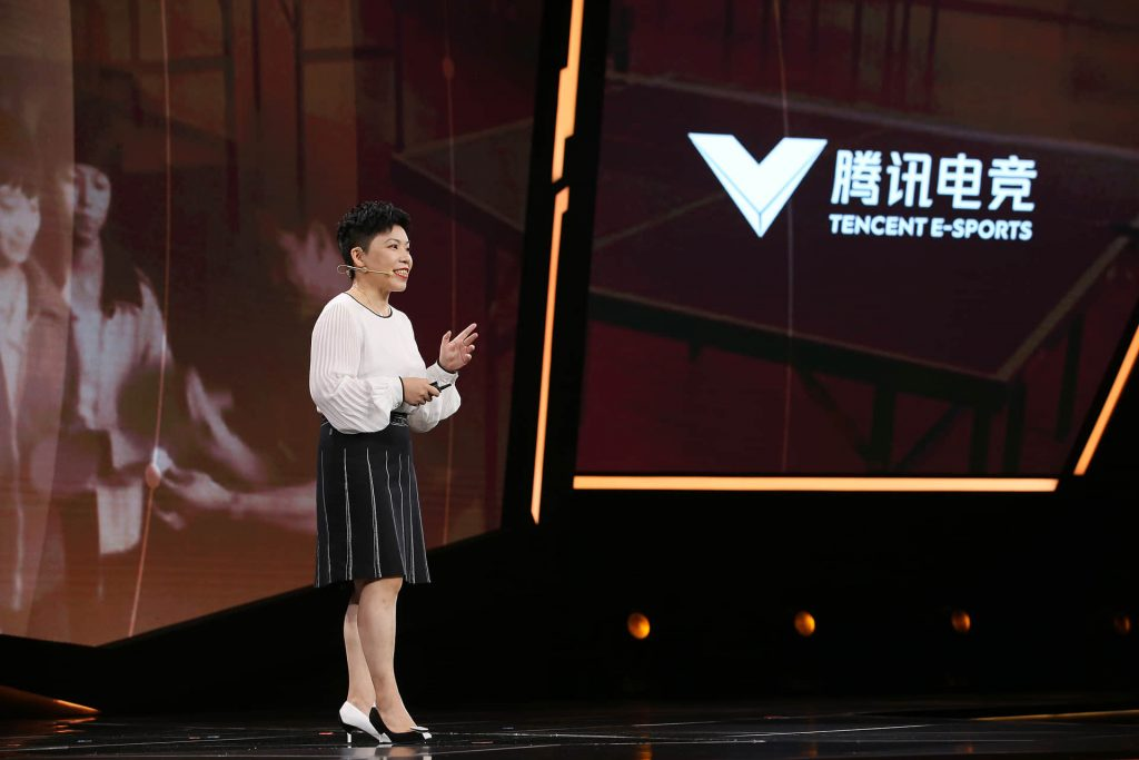 邓亚萍:国际赛场中见中国竞技精神-Gamewower