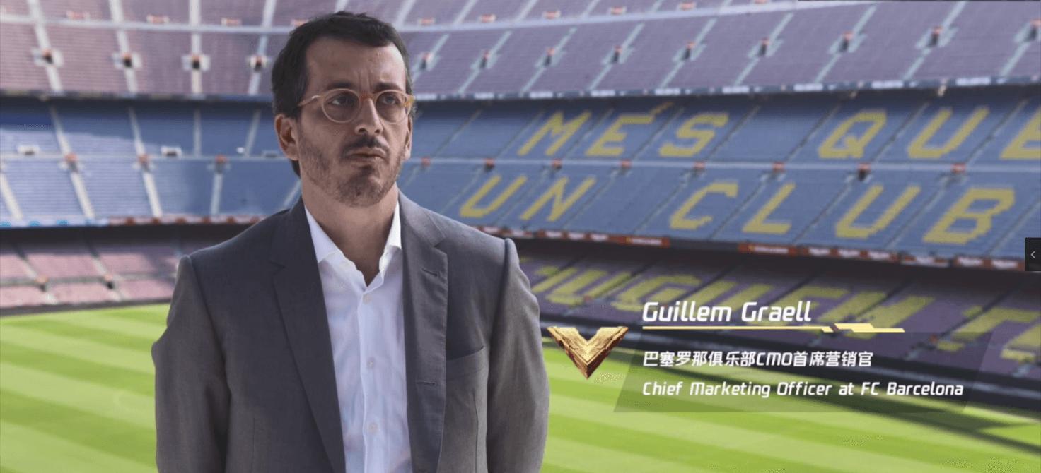 巴塞罗那俱乐部:电竞为体育融合发展注入新生命力-Gamewower