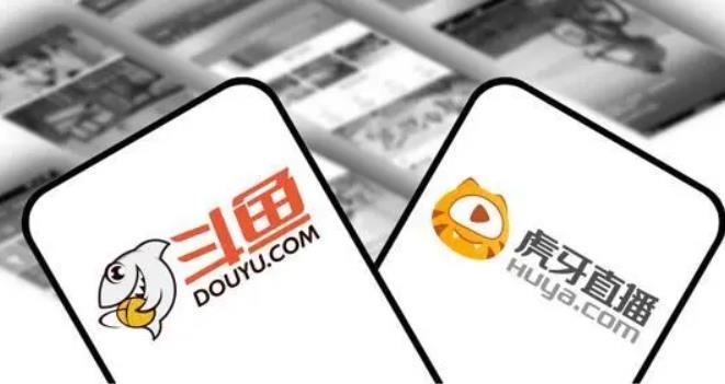 斗鱼虎牙合并 陈少杰和董荣杰任联席CEO-Gamewower