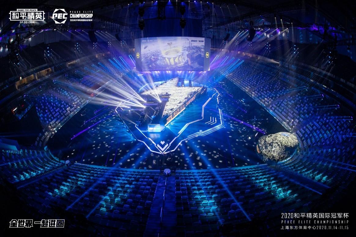 2020和平精英国际冠军杯正式开幕,产品+跨界IP+电竞三大年度计划公布-Gamewower