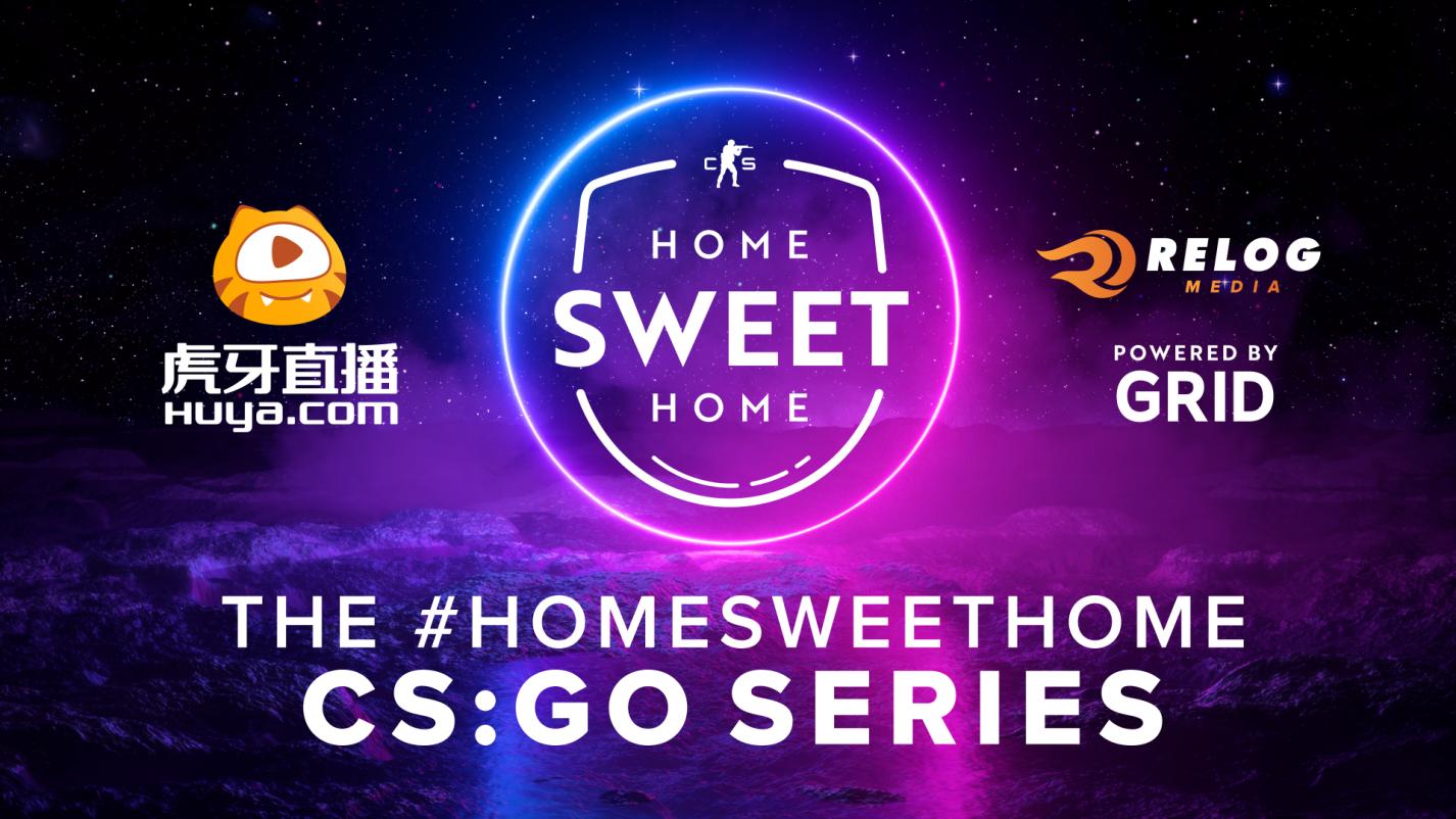 虎牙成为HSH甜蜜之家CSGO系列赛中国大陆独家赛事转播方-Gamewower