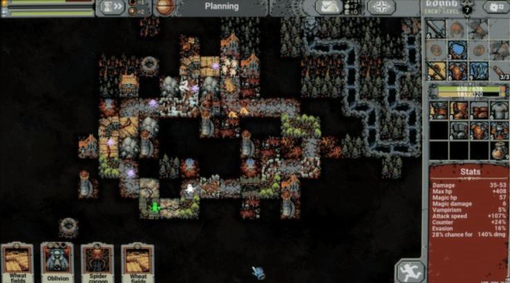 多米诺骨牌式的循环体验,异军突起的《循环英雄》带来新思考-Gamewower