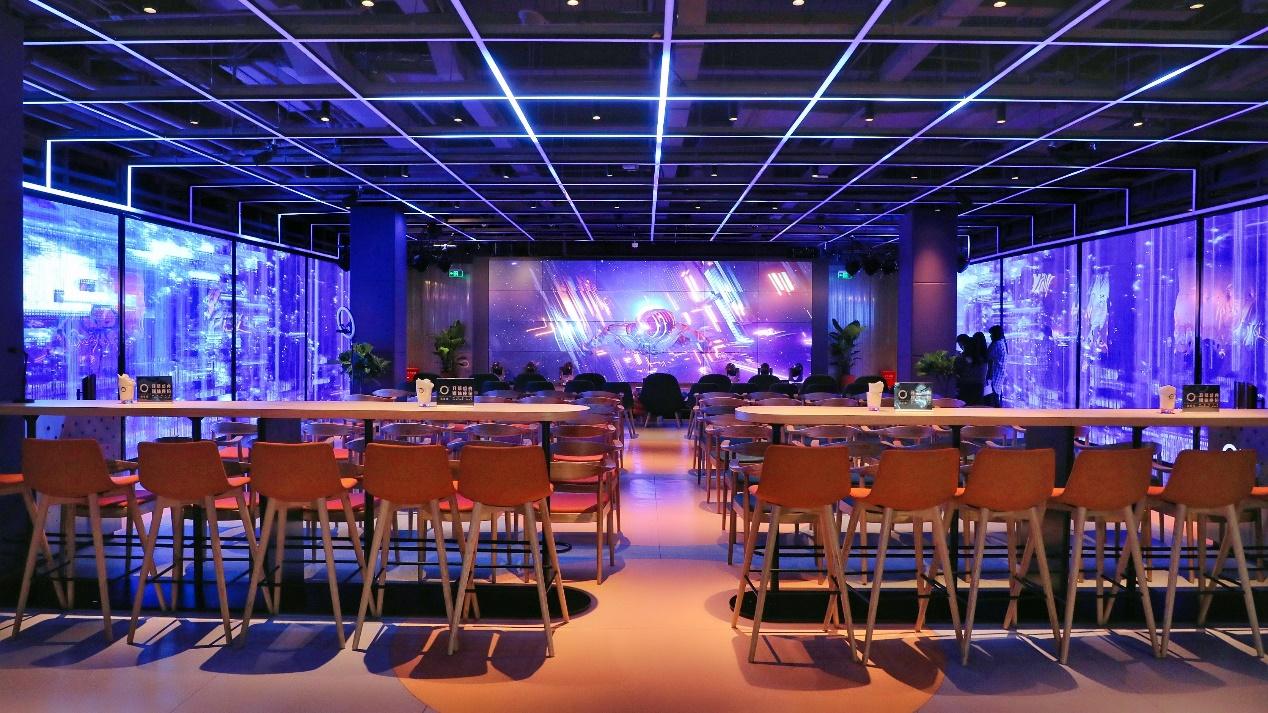 「易星球Planet One」上海开业 网易影核线下娱乐的新布局-Gamewower