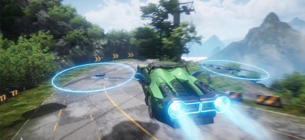 网易的赛车竞速梦-Gamewower